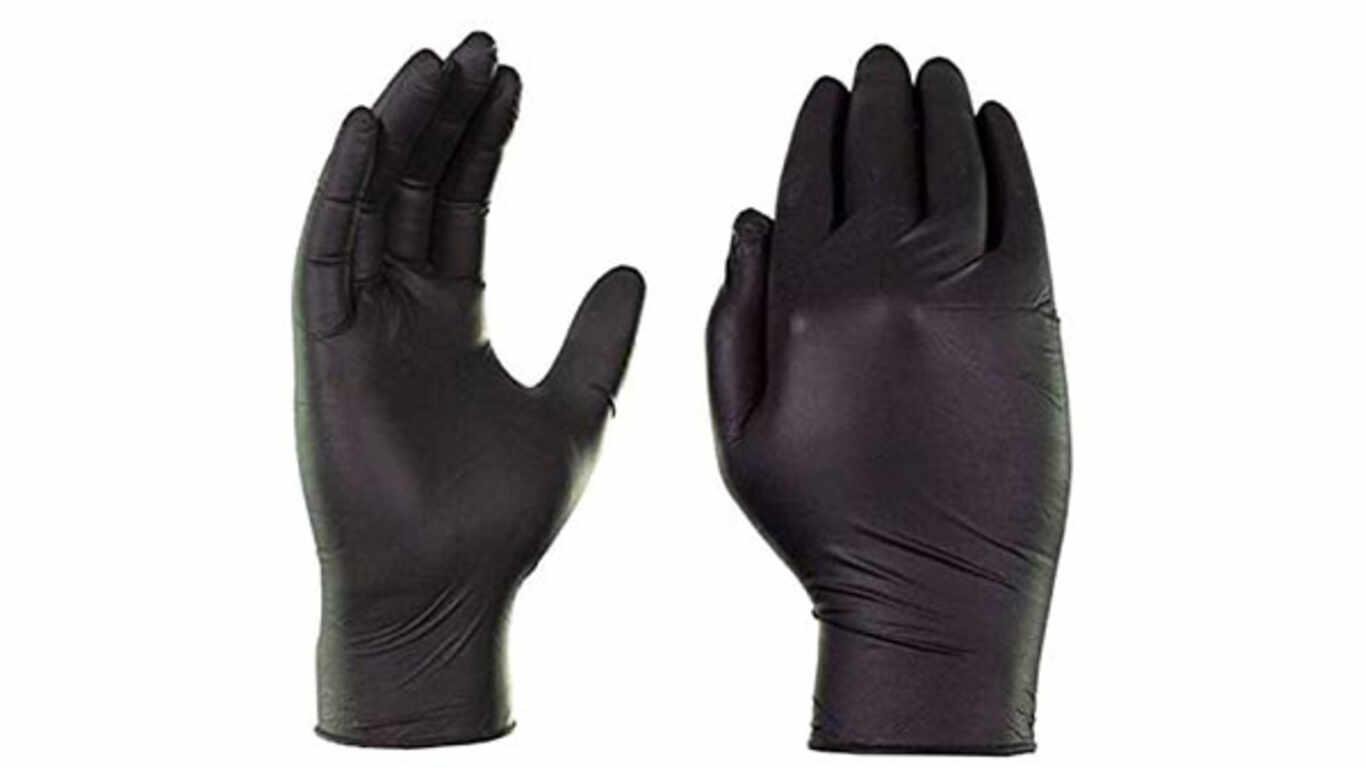 Gants de protection DDIAN en latex 110-731-678 Covid-19
