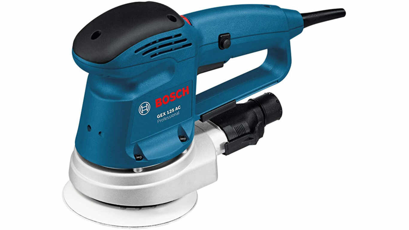 GEX 125 AC - Ponceuse Excentrique Filaire Bosch Professional