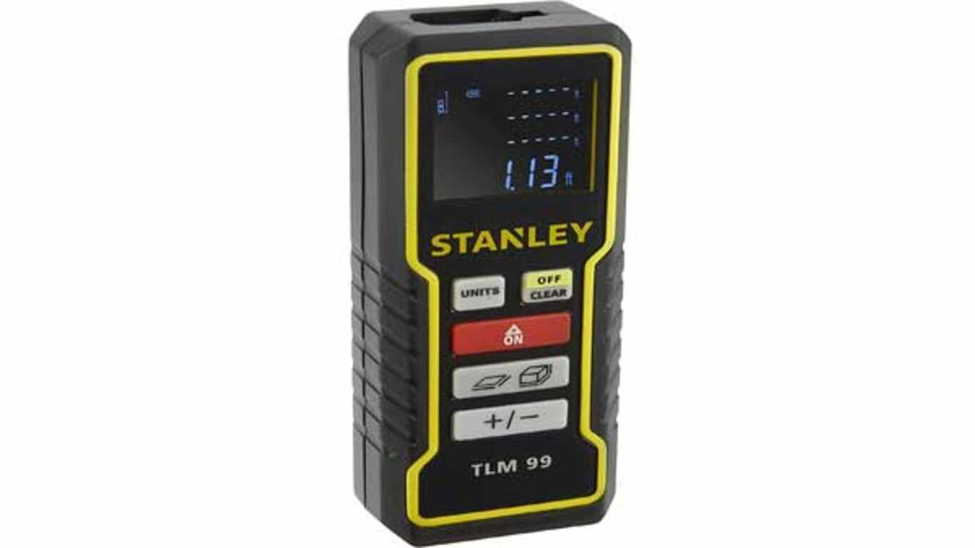 Télémètre Laser STANLEY TLM99 STH1-77138