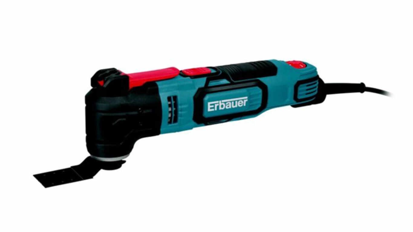 Outil multifonctions filaire 300 W Erbauer EMT300 3663602795117