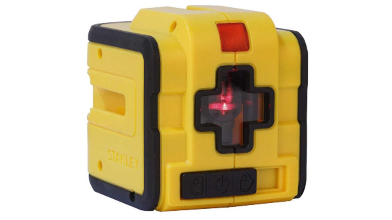 Niveau laser croix Cubix Stanley STHT1-77340