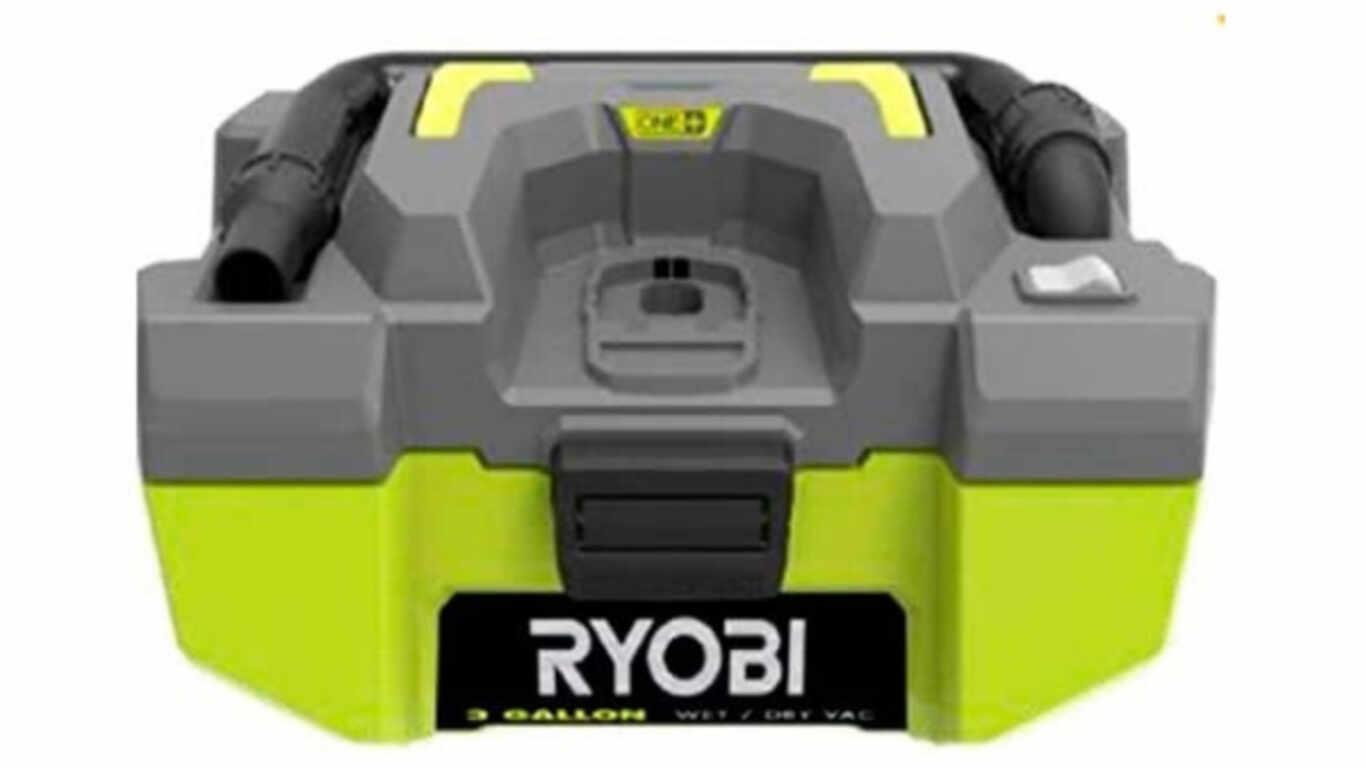 Aspirateur Ryobi R18PV-0