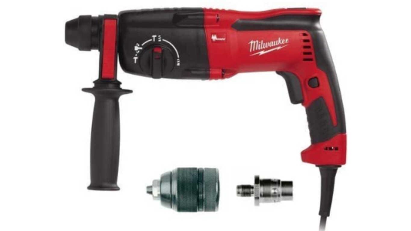 Perforateur burineur SDS-Plus Milwaukee PH26X-Set1