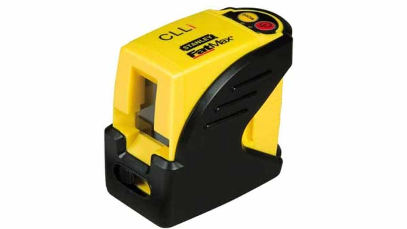 Niveau Laser Automatique Stanley CLLI 1-77-123