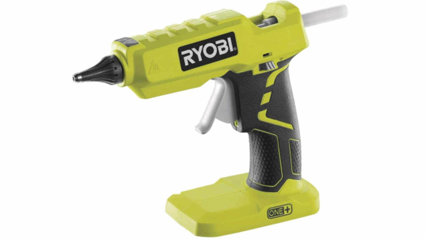 Pistolet à colle Ryobi R18GLU-0