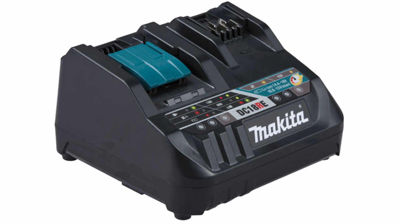 Chargeur rapide mixte LXT CXT DC18RE Makita