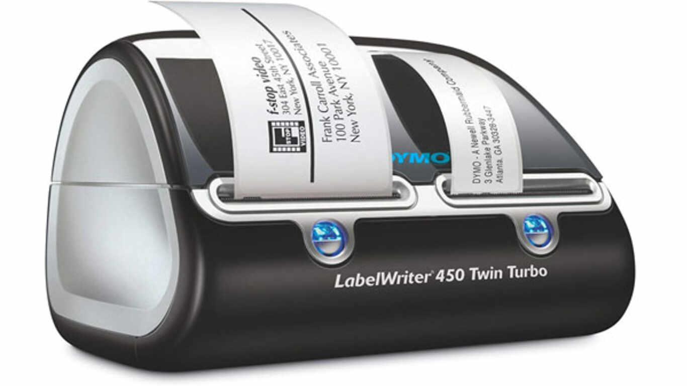 Étiqueteuse Dymo LabelWriter 450 Twin Turbo