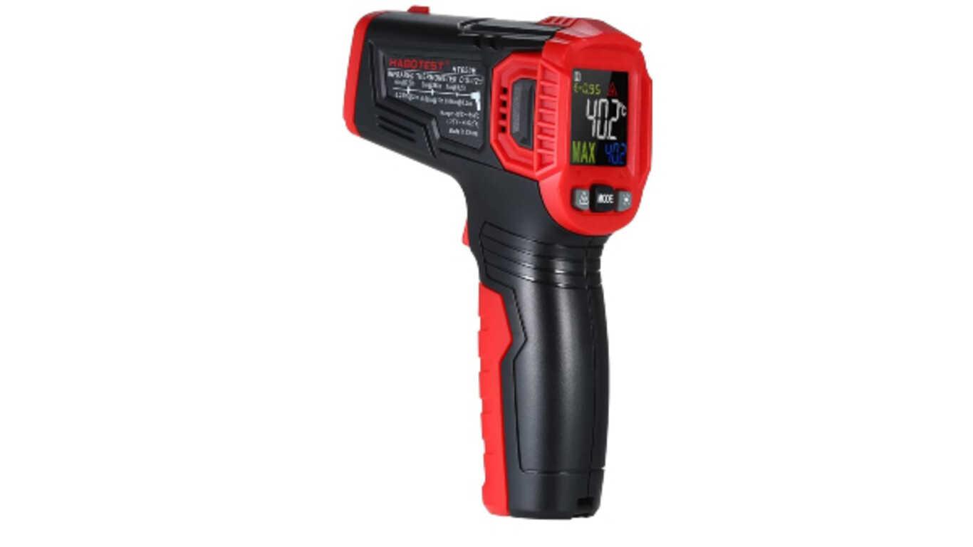Le mini-thermomètre infrarouge KWX7178927221276DB KKmoon