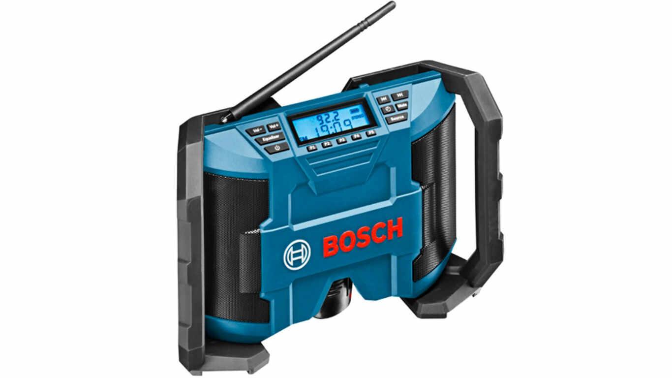 Radio de chantier GML 10,8 V Bosch