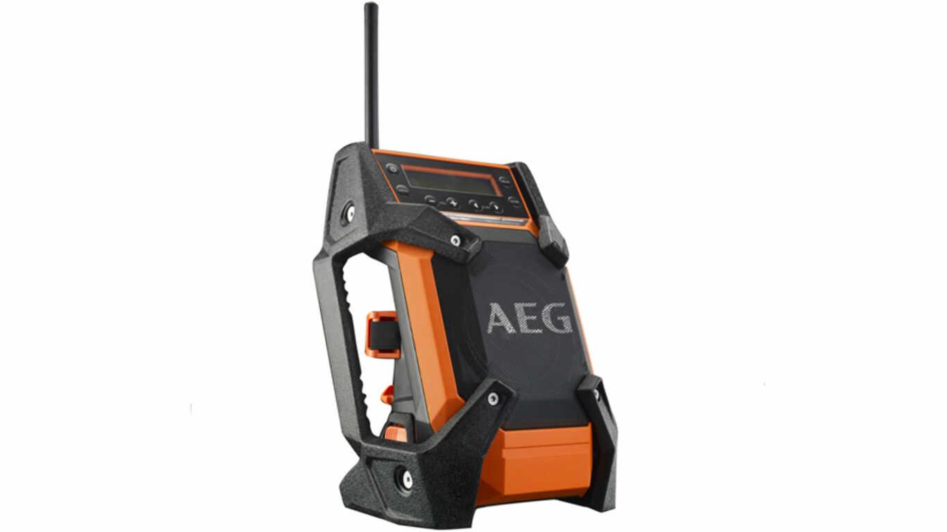 Radio de chantier BR 1218C AEG