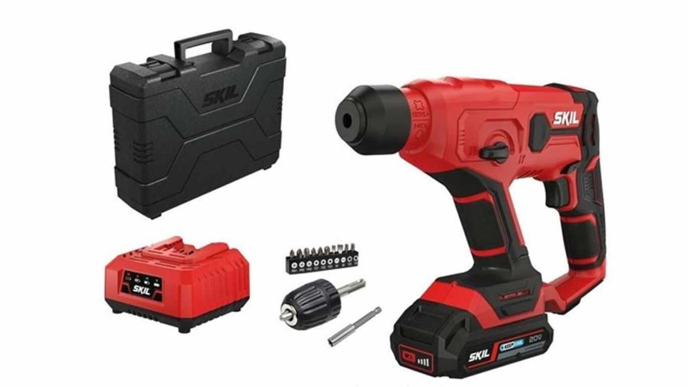 Perforateur sans fil SDS Plus 3810 GA Skil