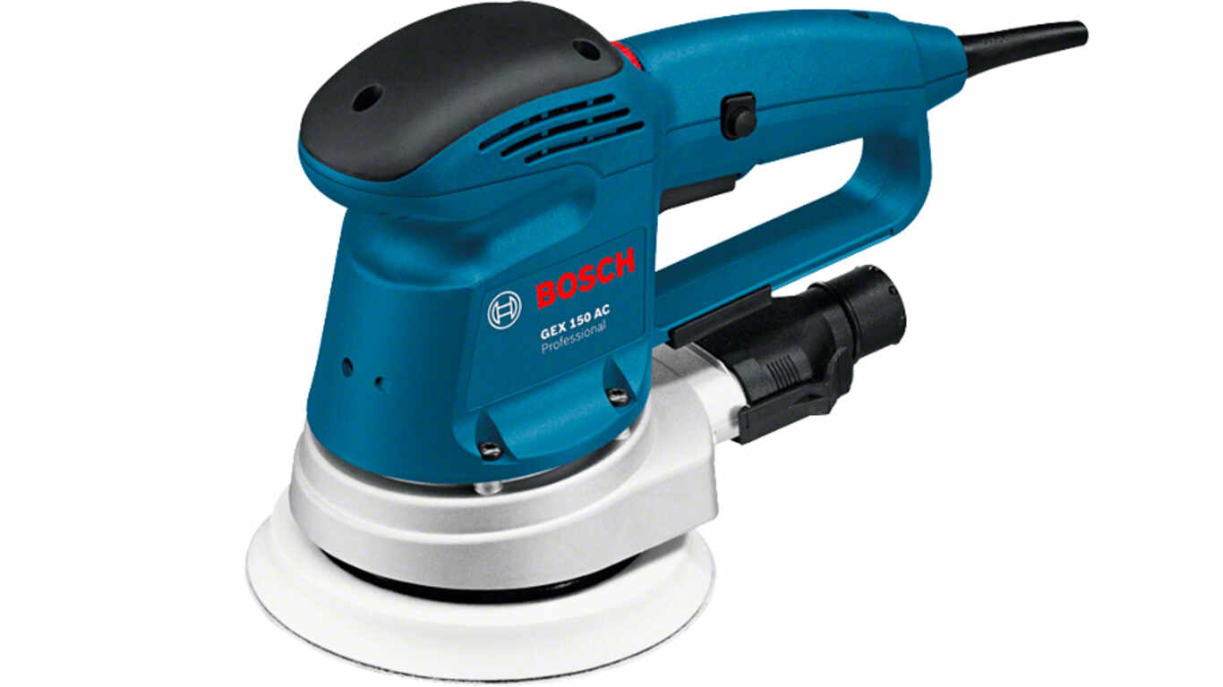 Ponceuse excentrique filaire GEX 150 AC Bosch Professional