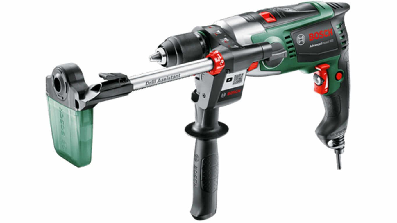 La perceuse à percussion Advanced Impact 900 Drill Assistant 0603174001 BOSCH