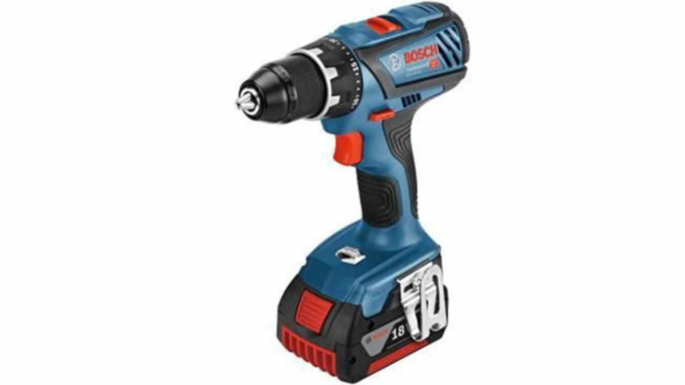 La perceuse-visseuse GSR 18V-28 0615990M0R Bosch