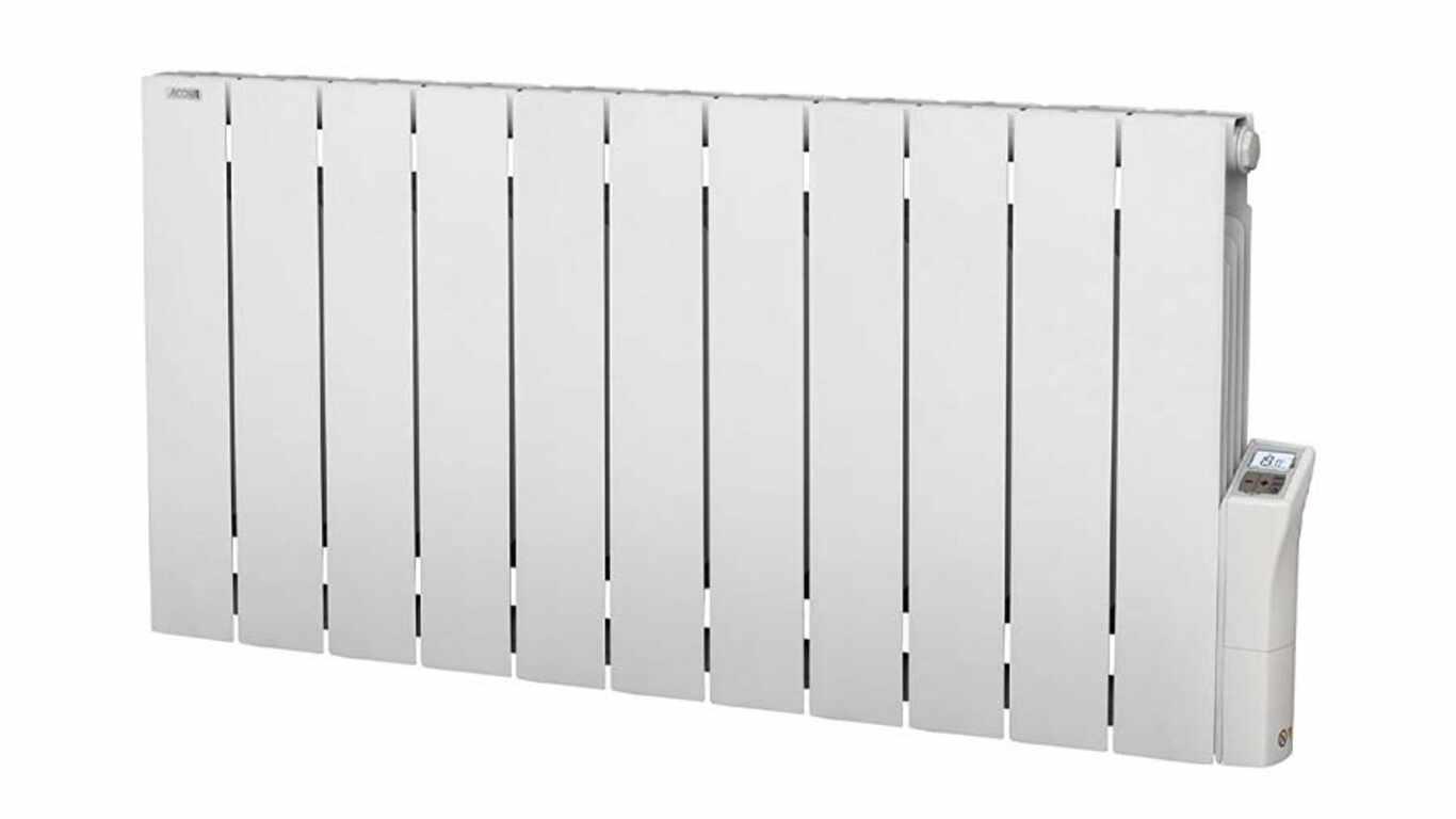 Radiateur Cotona LCD 750 watts Acova