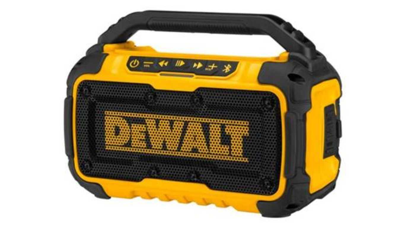 Radio de chantier Dewalt DCR011-XJ