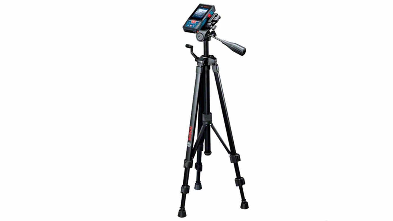 Télémètre laser GLM 120 C + Trépied BT 150 Bosch Professionnal