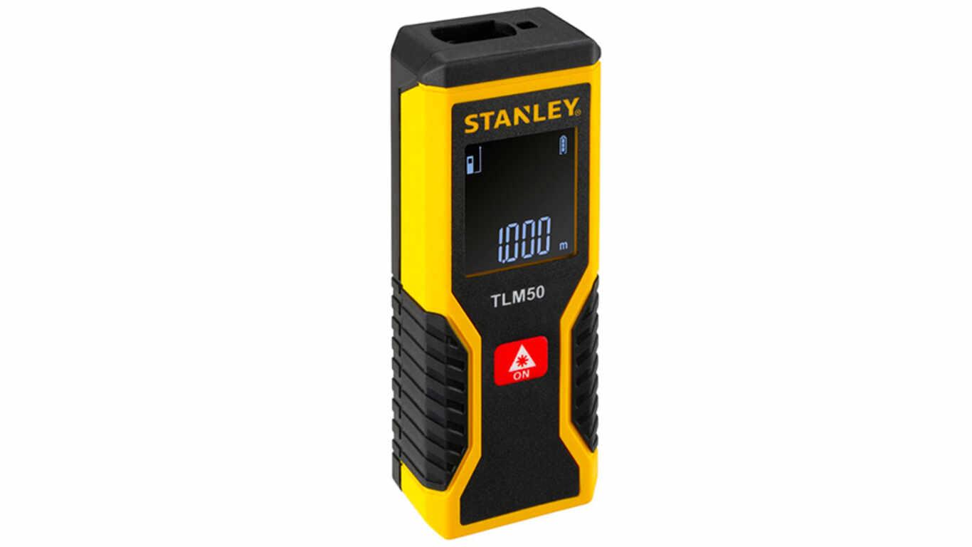 Télémètre laser TLM50 Stanley