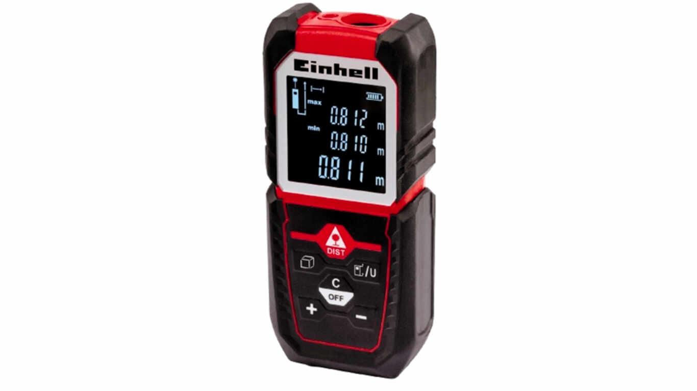 Télémètre laser TC-LD 50 Einhell