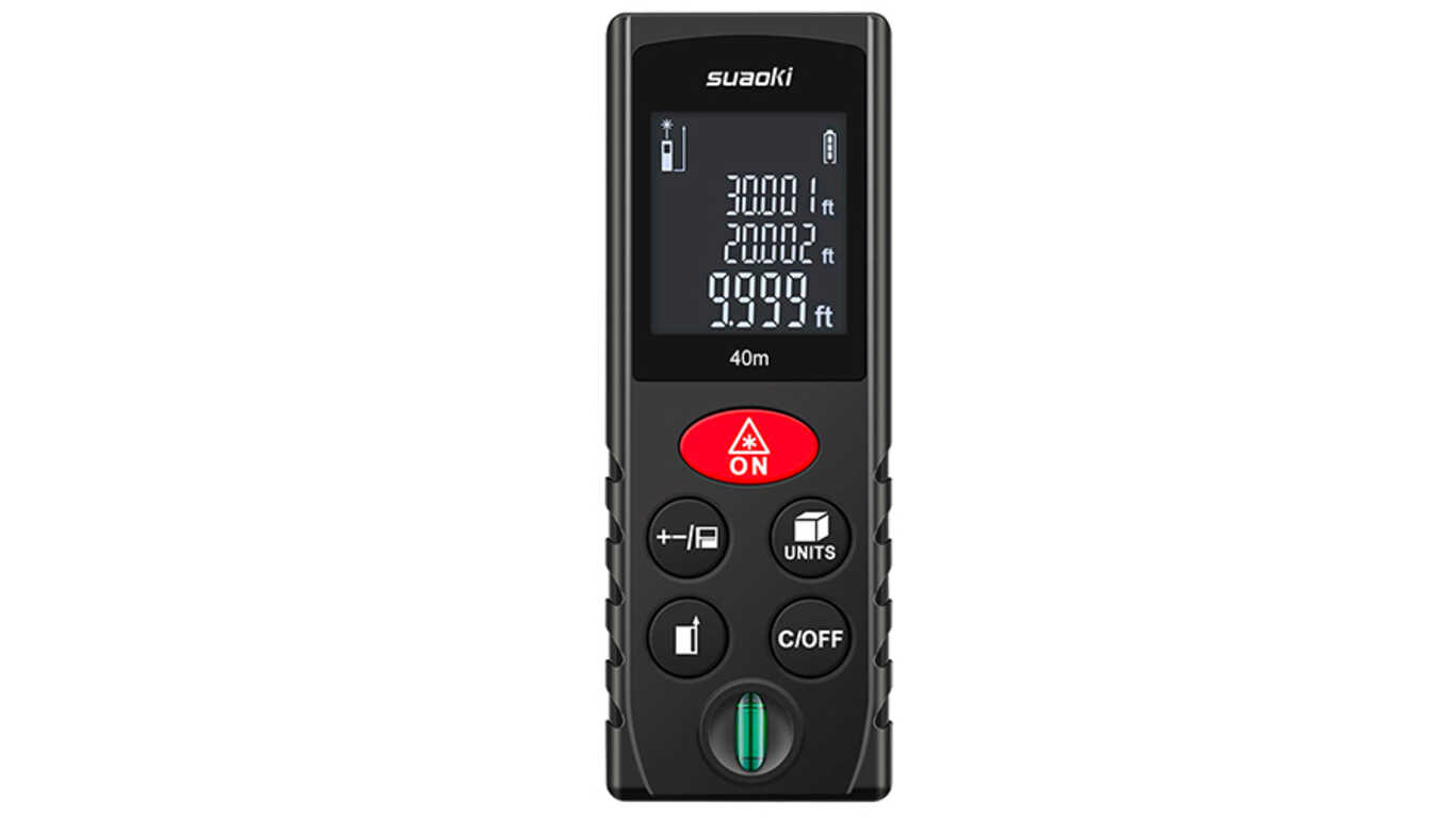 Télémètre laser D40 SUAOKI