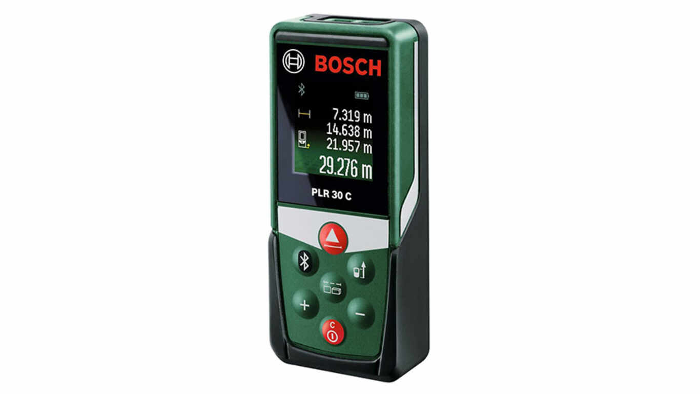 Télémètre laser PLR 30 C Bosch