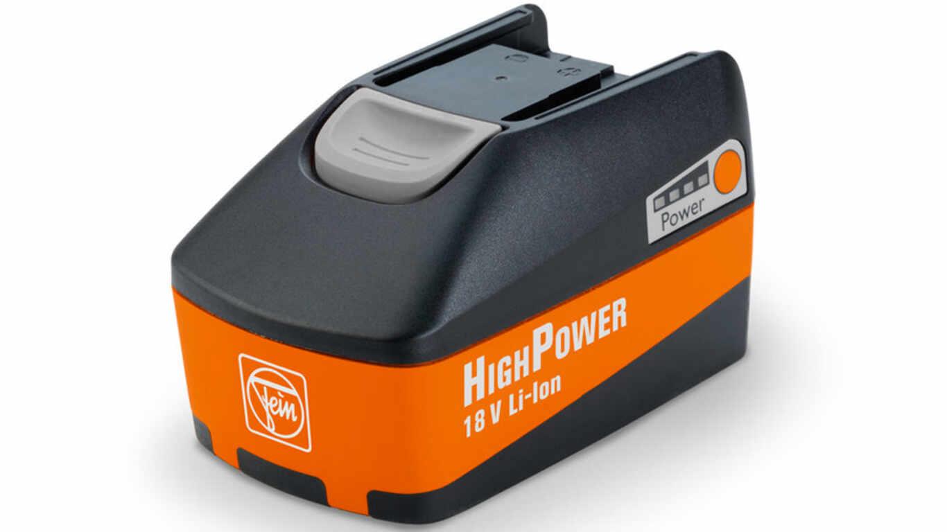 Batterie 18 V 5,2 Ah - 92604179020