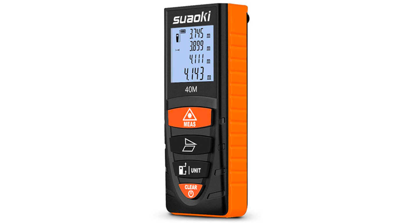 Télémètre laser D8 SUAOKI