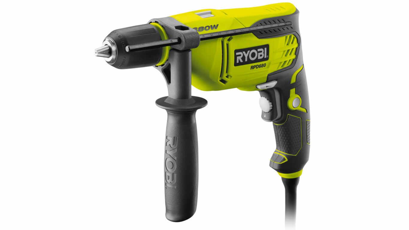 Ryobi RPD680K Perceuse à Percussion 680 W pas cher