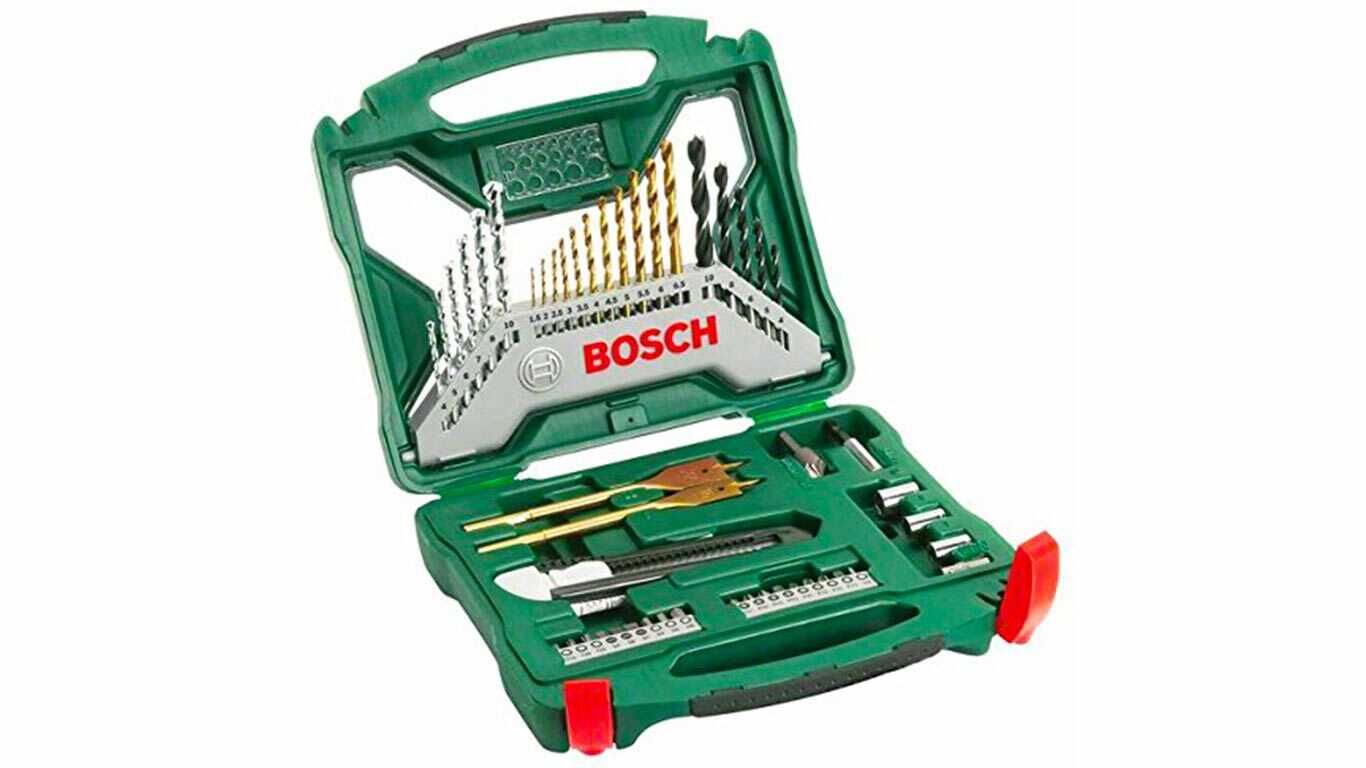 Bosch Coffret X-Line Titane 2607019327 de perçage/vissage pas cher