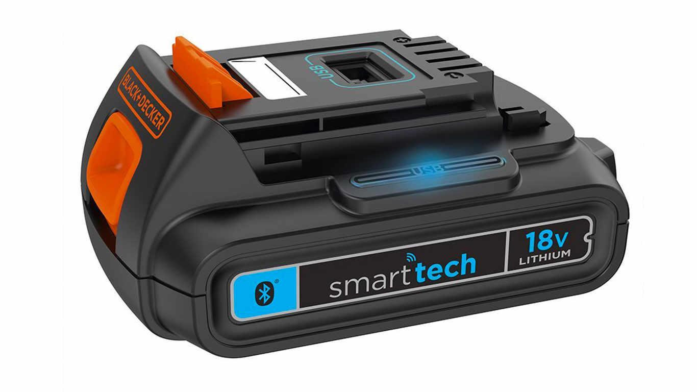 avis et prix Batterie BLACK + DECKER 18 V 1.5 Ah BL1518ST-XJ Smart Tech promotion pas cher