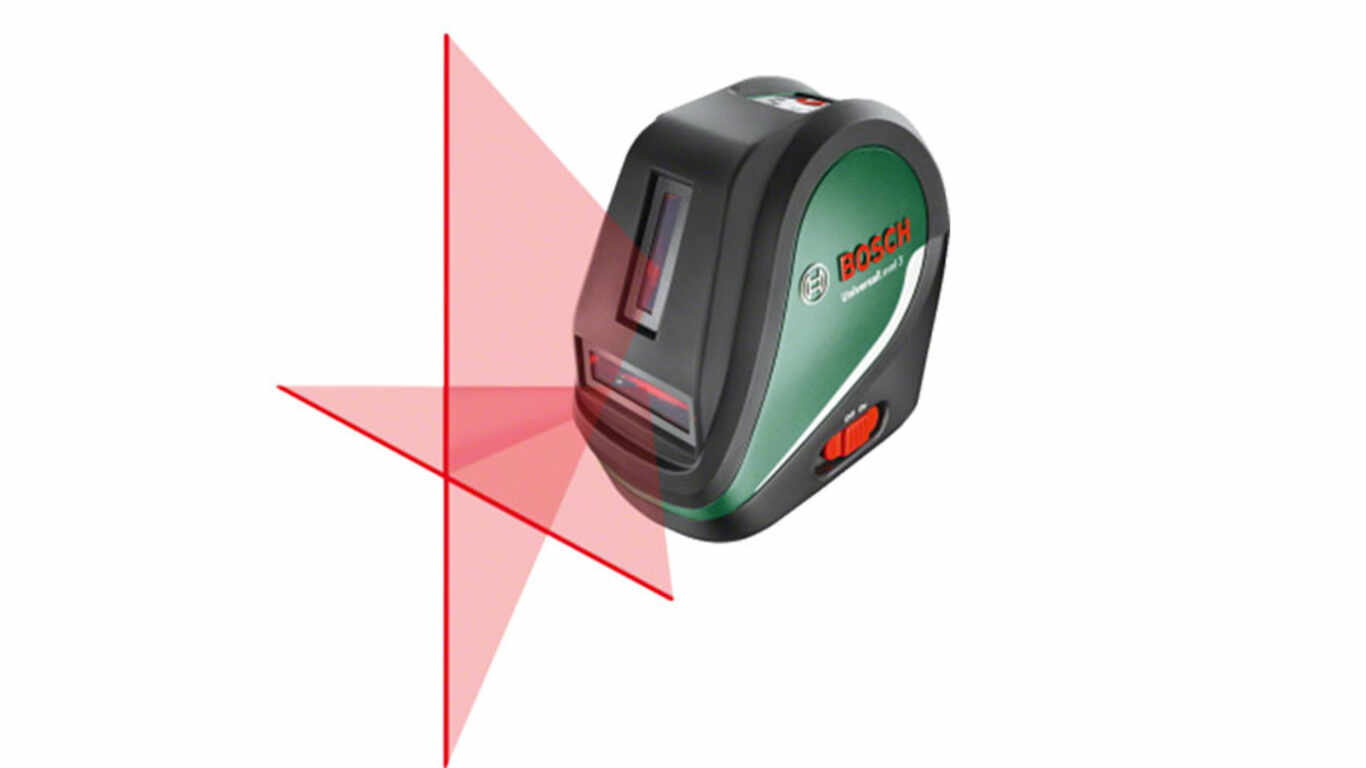 Bosch Laser lignes UniversalLevel 3 portée 10m 0603663900 prix pas cher