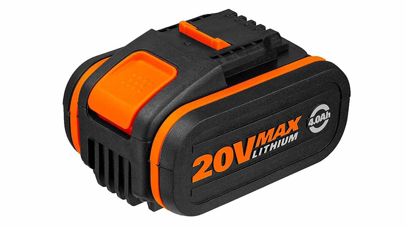 Batterie WORX 18 V 4.0 Ah WA3553