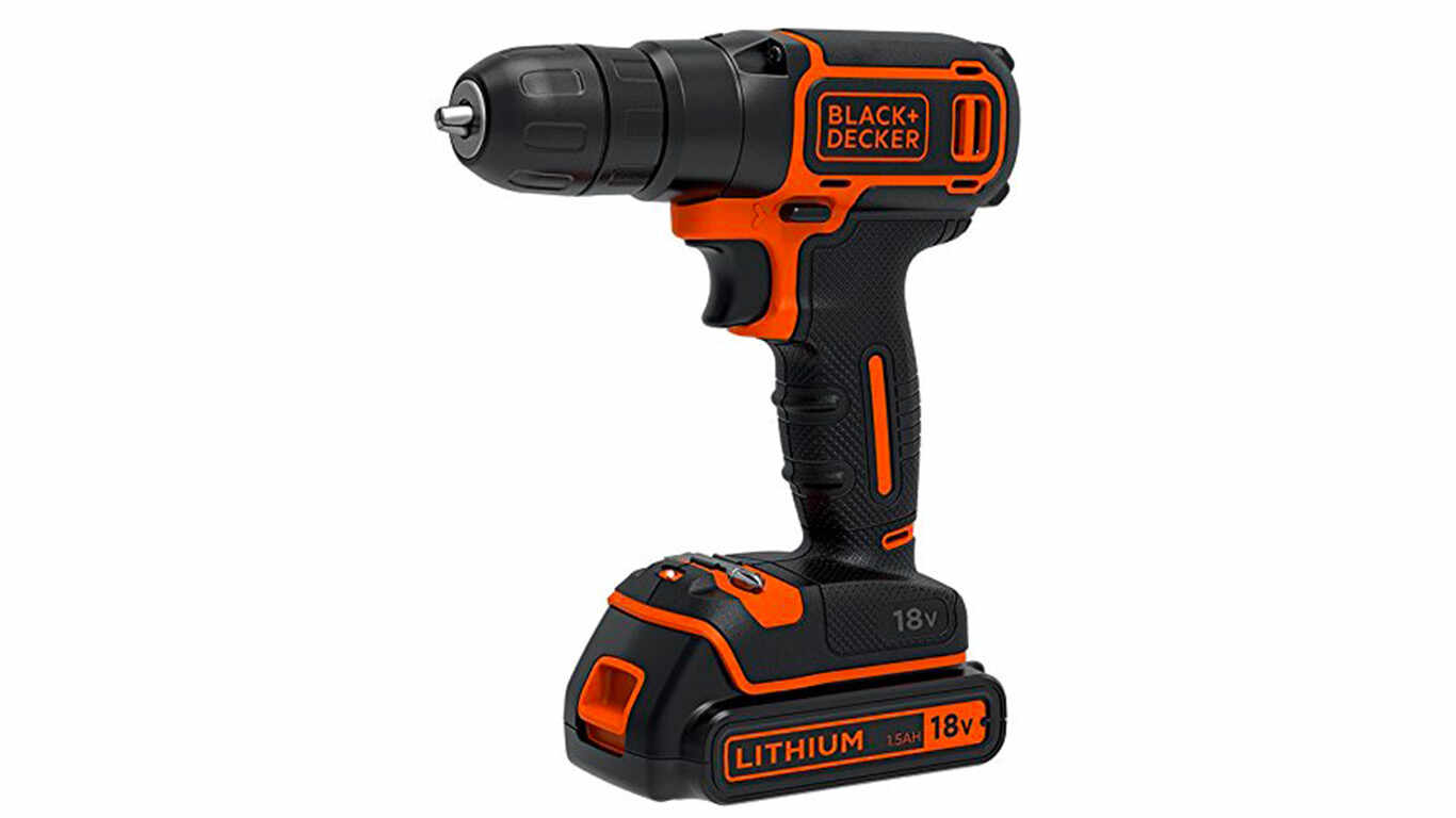 Perceuse visseuse Black + Decker BDCDC18K-QW
