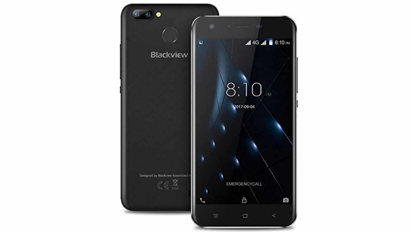 Test téléphone chantier BLACKVIEW A7 PRO pas cher