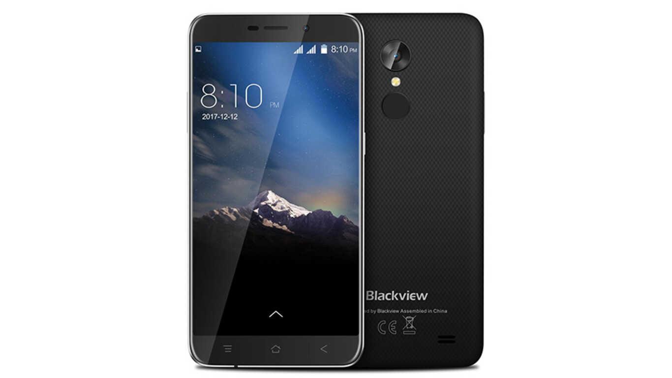 Test téléphone chantier BLACKVIEW A10 pas cher
