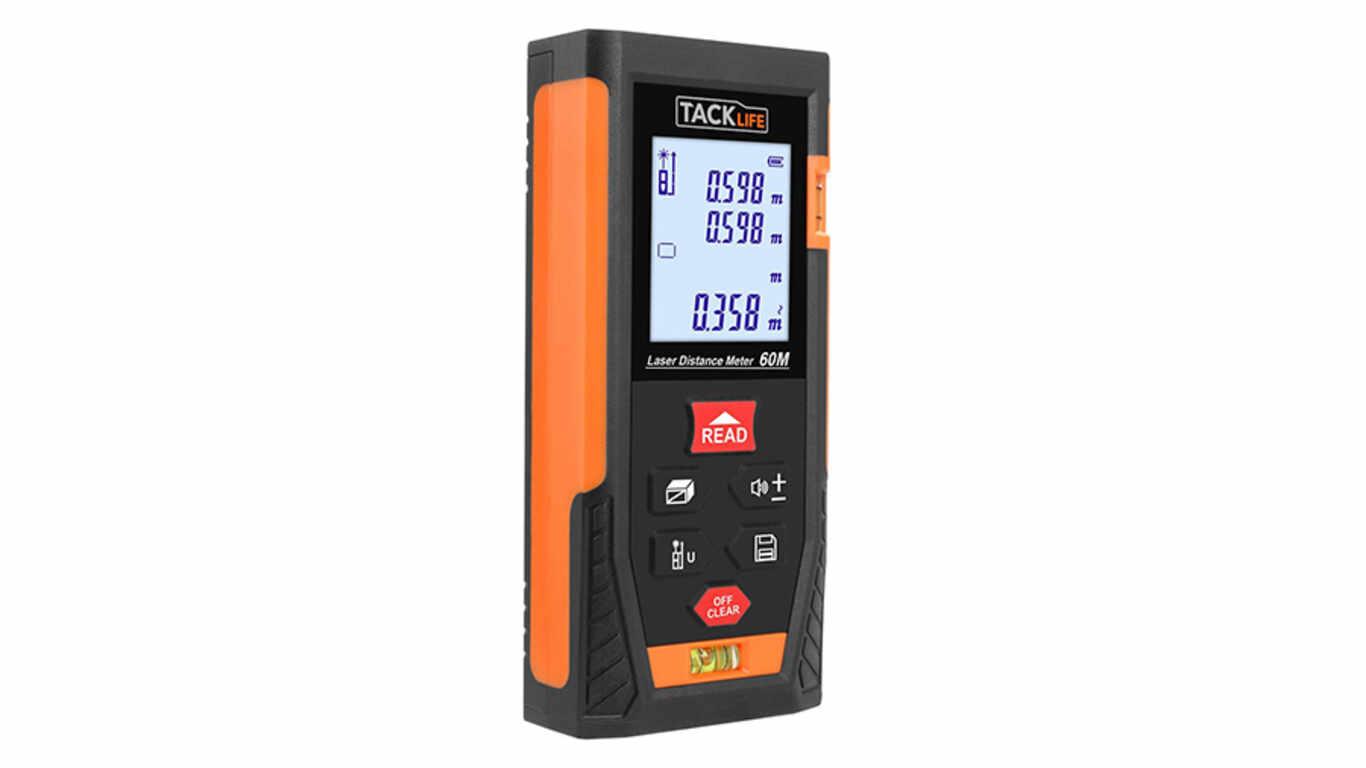 avis et prix Télémètre laser Tacklife HD 60 promotion pas cher