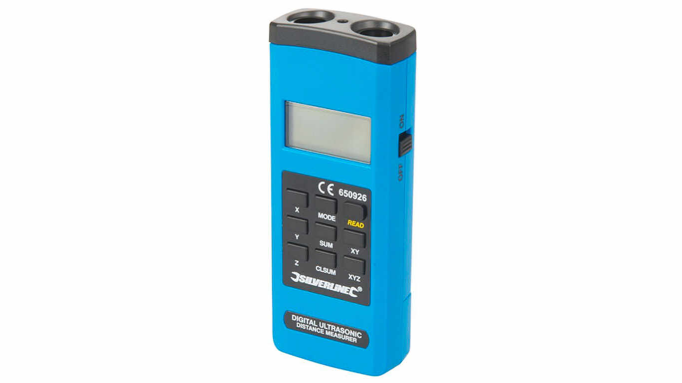 Télémètre laser 650926 Silverline