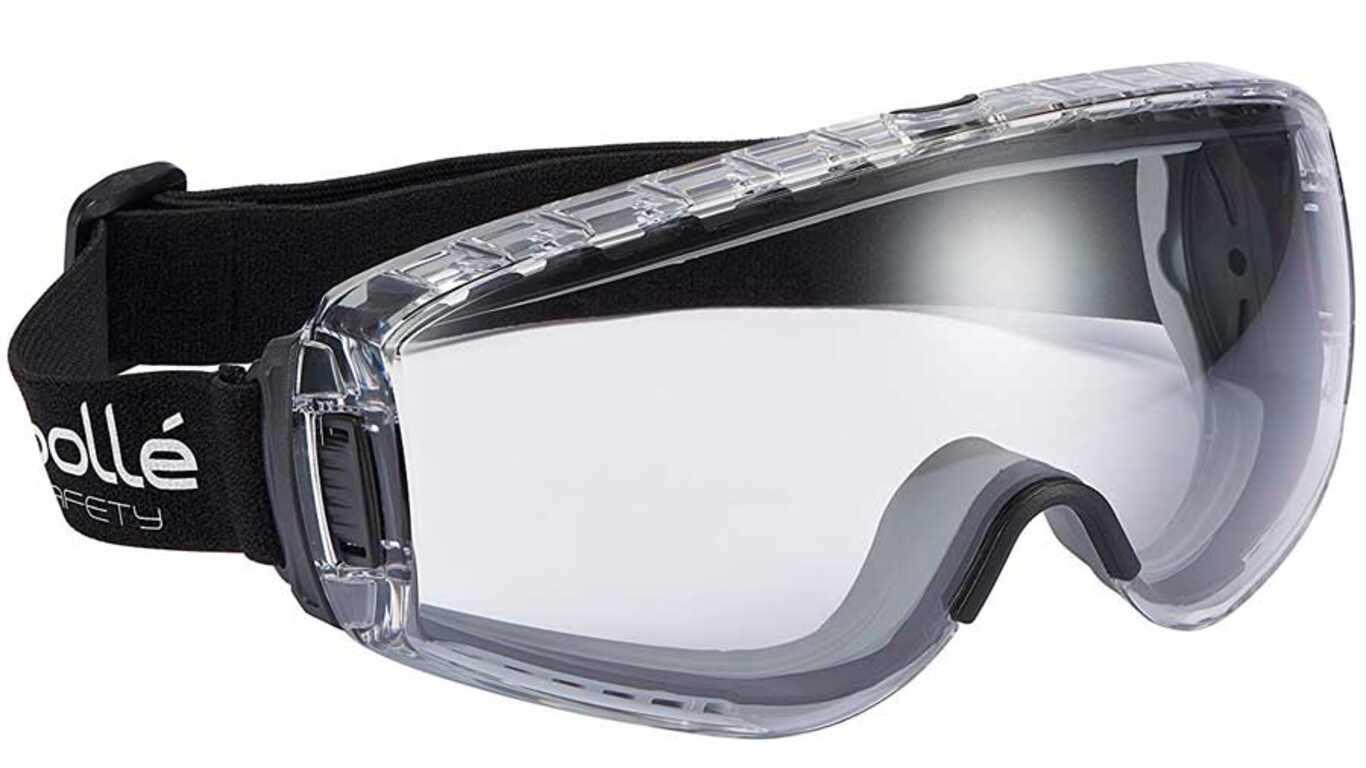 Test et avis lunettes de protection bollé pilopsi