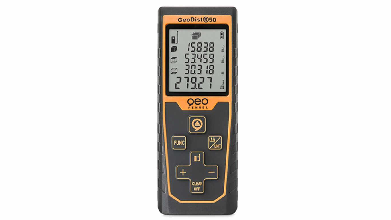 Télémètre laser GeoDist 50 GeoFennel