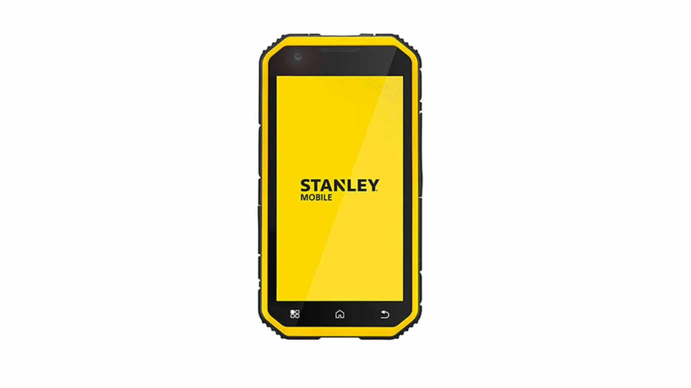 Test téléphone chantier STANLEY S241 pas cher