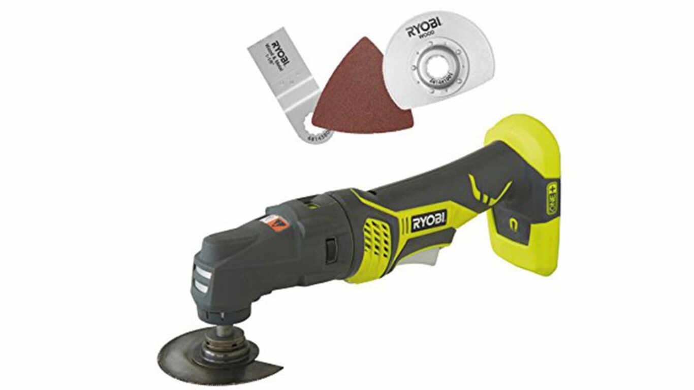 test et avis outils multifonctions RMT1801M Ryobi prix pas cher