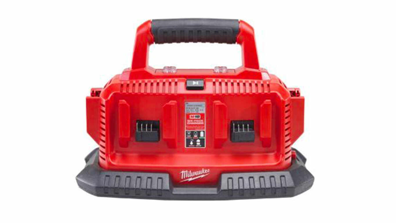 Chargeur Milwaukee M18 6 slots