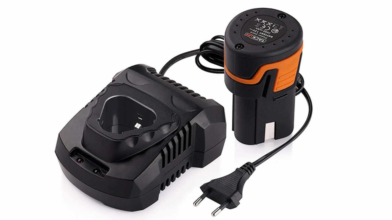 avis et prix pack batterie et chargeur PPK01B-FR TACKLife 12 V promotion pas cher