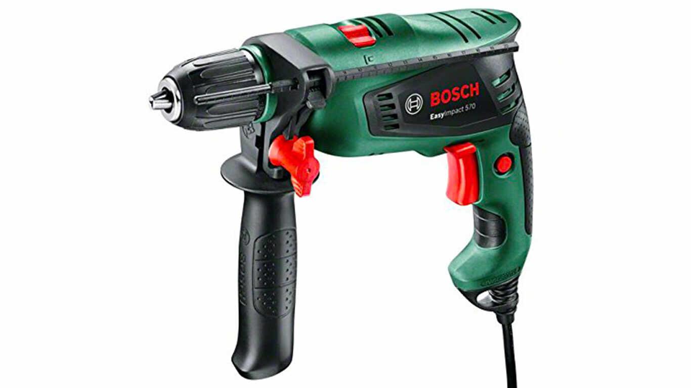 Bosch 0603130100 EasyImpact 570 Perceuse à percussion