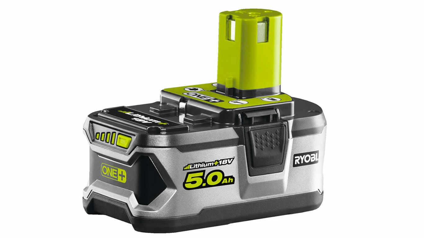Batterie Ryobi ONE + 18 V 5.0 Ah RB18L50