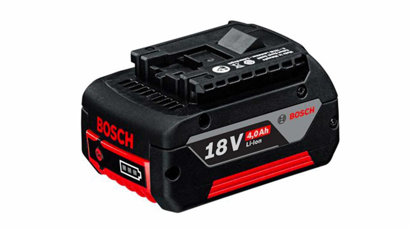 Batterie Bosch 18 V 4.0 Ah 1600Z00038