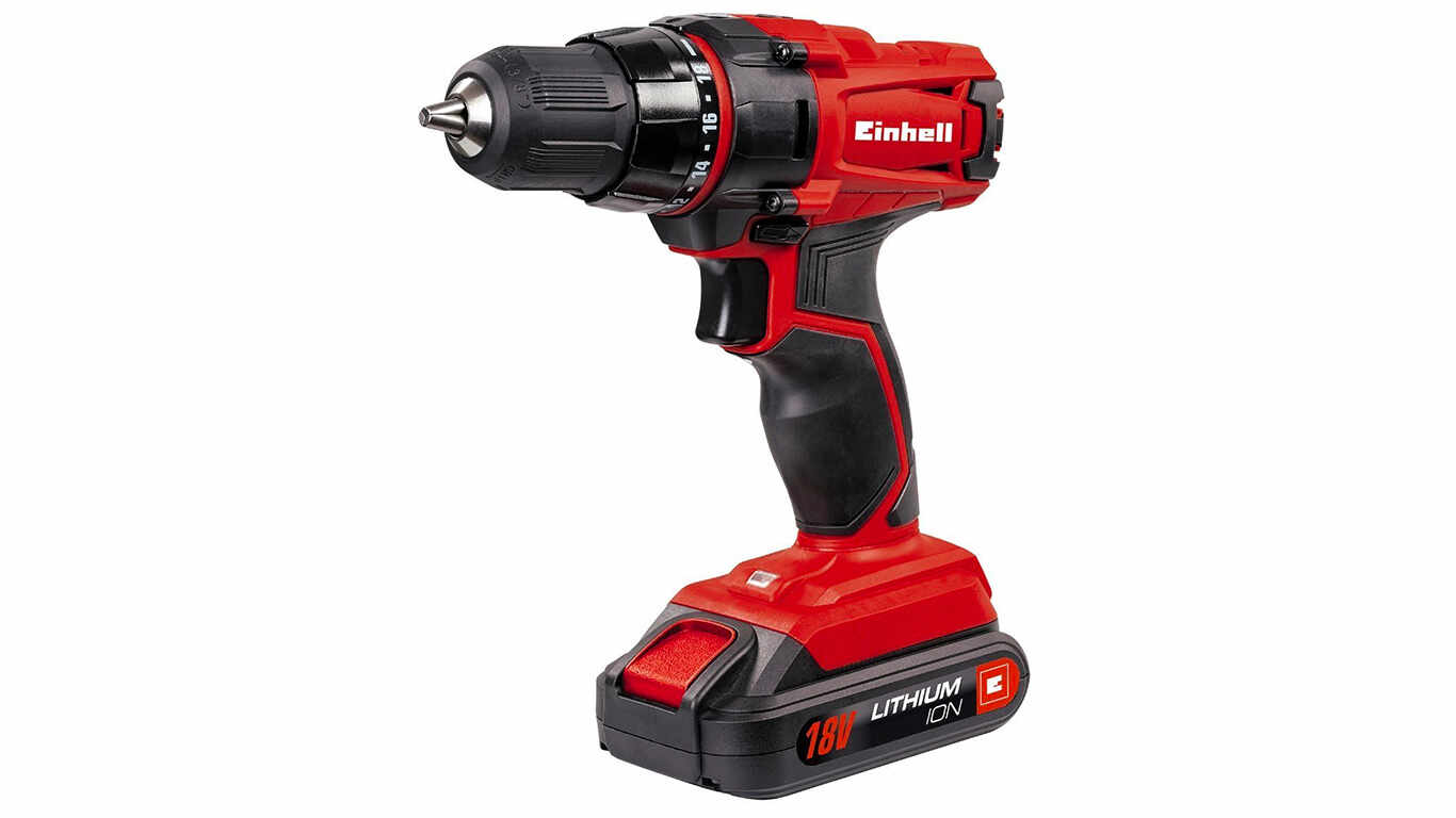 Perceuse visseuse EINHELL TC-CD 18-2 LI