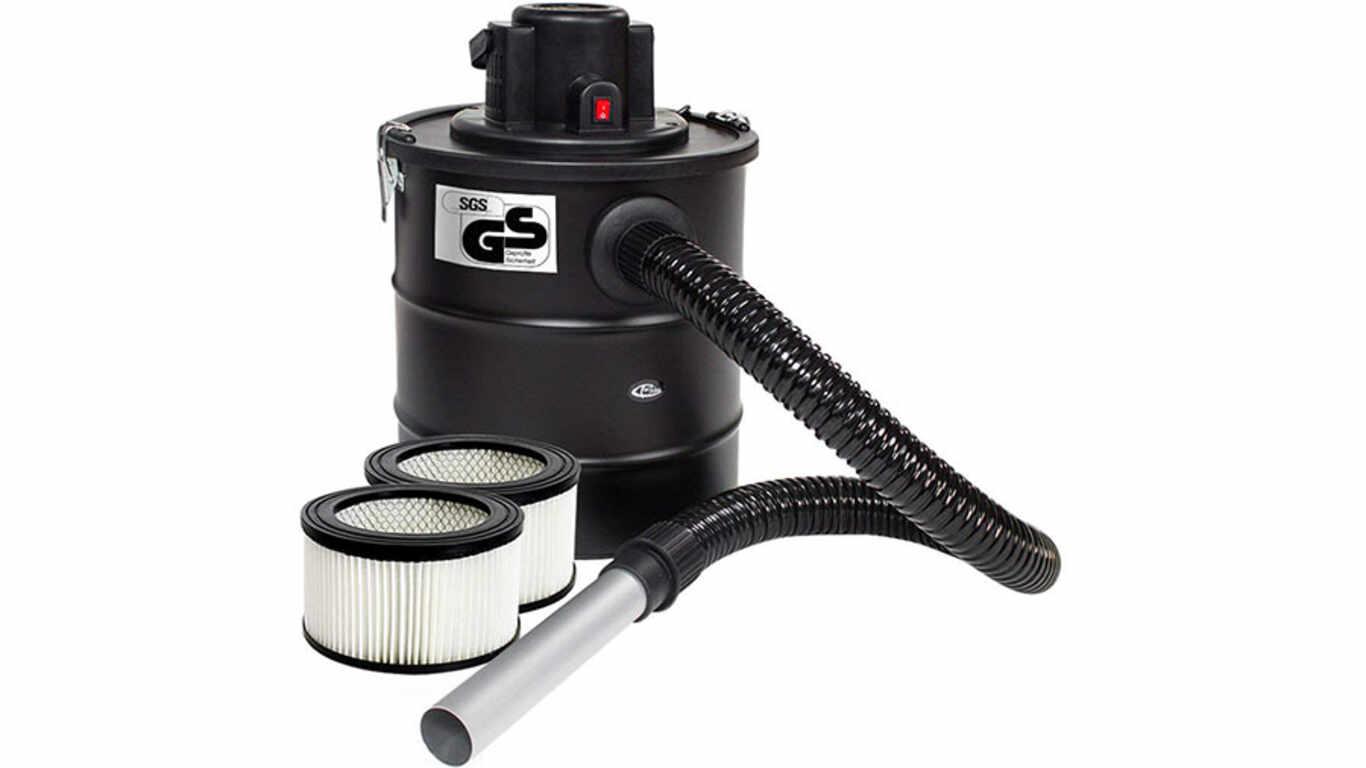 avis et prix aspirateur à cendres TecTake 401049 2 en 1 cendres et poussières fines