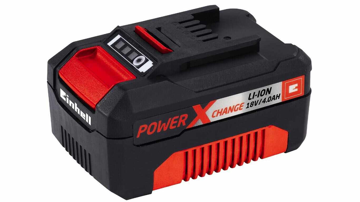 Batterie Einhell 18 V 4.0 Ah Power X-Change