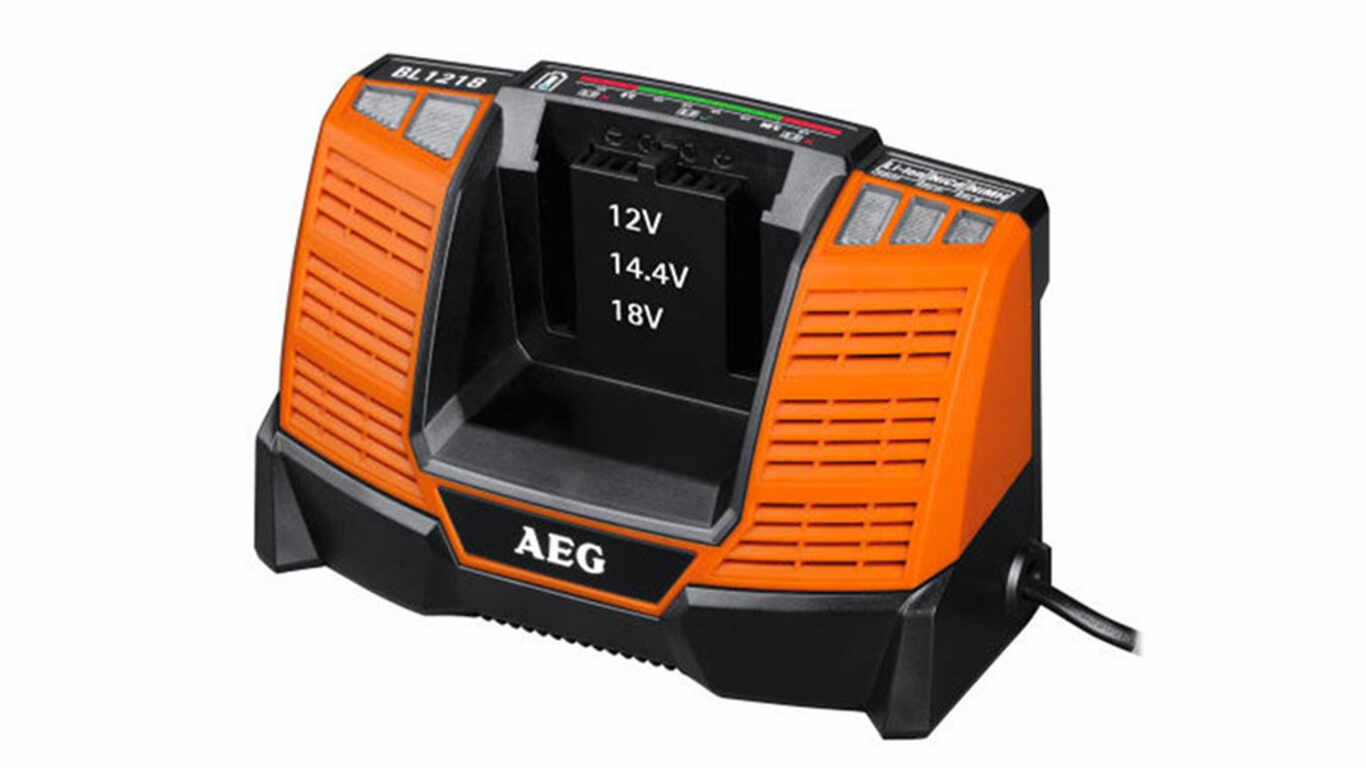 meilleur prix Chargeur de batterie AEG BL1218 pas cher